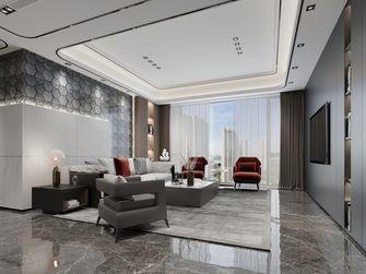 140平米四室一厅新古典风格客厅图片大全