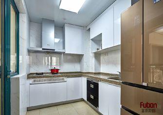 100平米三室两厅北欧风格厨房装修案例