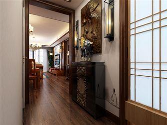 100平米三室两厅中式风格玄关设计图