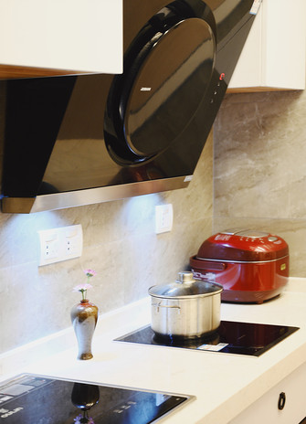 50平米公寓日式风格厨房装修图片大全