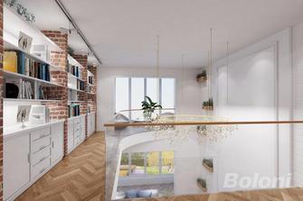 140平米复式欧式风格厨房装修案例