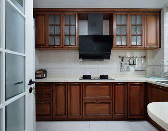 90平米三美式风格厨房装修效果图