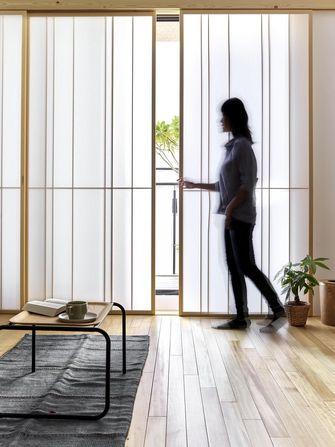 120平米三田园风格客厅装修效果图
