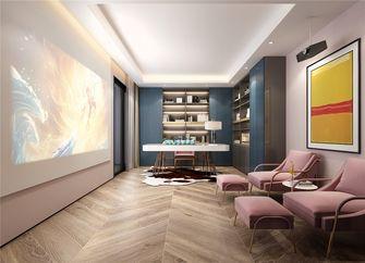 140平米别墅现代简约风格书房欣赏图