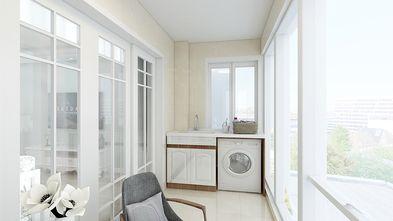 100平米三室两厅美式风格阳台欣赏图