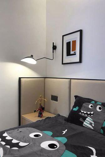 140平米四室两厅日式风格儿童房装修图片大全