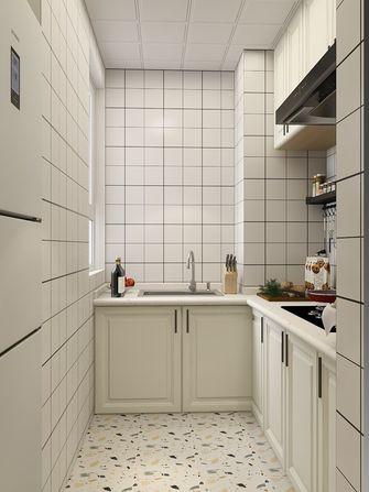 70平米日式风格厨房图片