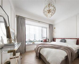 120平米三室两厅法式风格卧室欣赏图