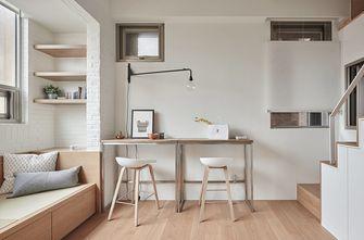 60平米公寓日式风格客厅效果图