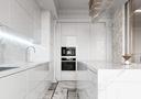 140平米四室一厅欧式风格厨房装修效果图