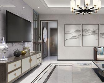 120平米中式风格储藏室图片