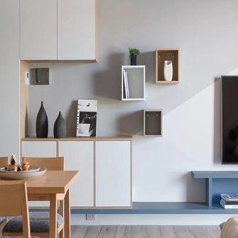 110平米三现代简约风格客厅设计图