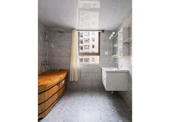 100平米三室两厅中式风格卫生间欣赏图