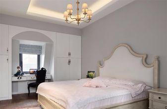 140平米别墅混搭风格卧室效果图