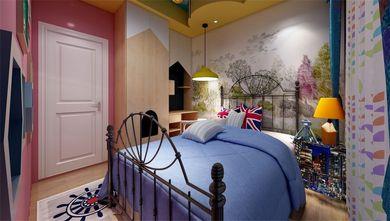 70平米一室一厅中式风格儿童房装修案例