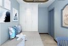 110平米地中海风格儿童房装修案例