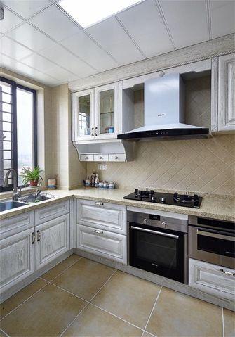 140平米四室两厅地中海风格厨房设计图