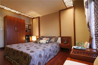 经济型100平米四室三厅东南亚风格卧室图片