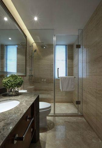 90平米三室一厅新古典风格卫生间装修案例