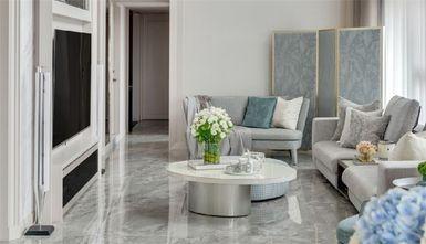 140平米四室四厅混搭风格客厅装修案例