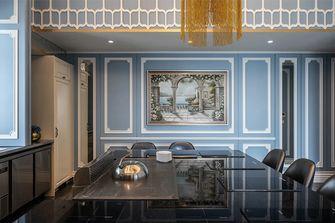 140平米别墅新古典风格餐厅效果图