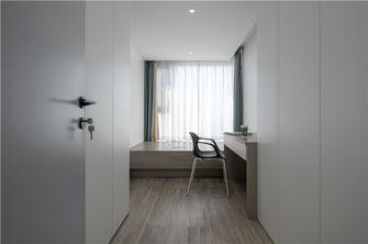 140平米四室一厅现代简约风格储藏室设计图