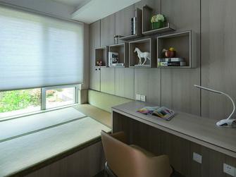 140平米三室两厅其他风格书房图片大全