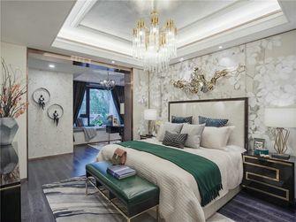 140平米三室两厅新古典风格卧室欣赏图