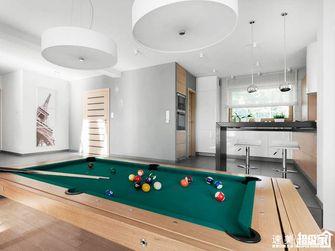 富裕型140平米复式北欧风格健身室设计图