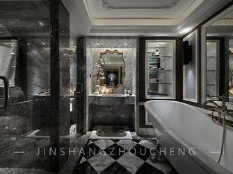 140平米别墅新古典风格卫生间装修图片大全