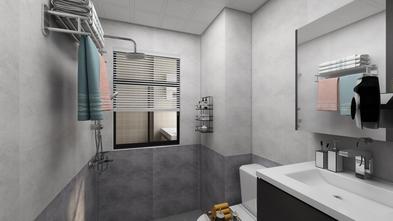 60平米一室两厅现代简约风格卫生间装修效果图