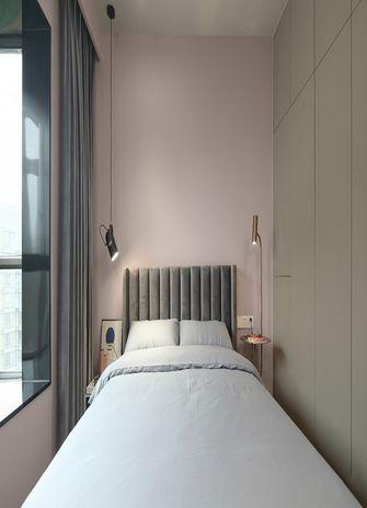 70平米三室一厅现代简约风格卧室装修效果图