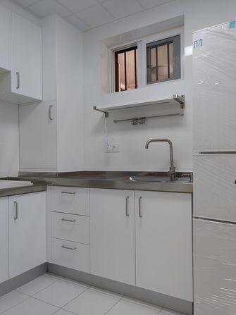 50平米一居室北欧风格厨房装修案例