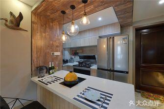 90平米三室两厅日式风格厨房欣赏图