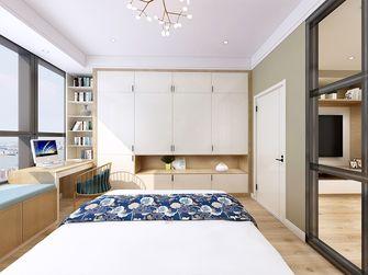 50平米小户型宜家风格卧室图片