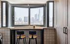 60平米公寓田园风格客厅图片