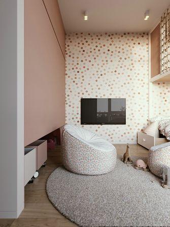 50平米一室两厅现代简约风格儿童房图片