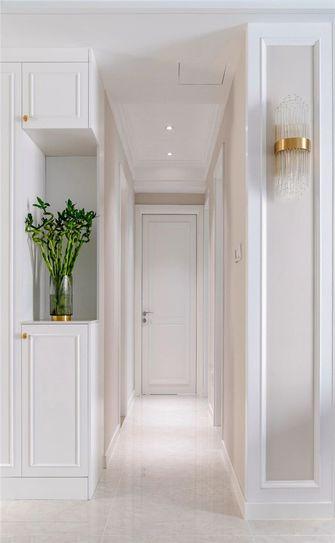 140平米三室一厅欧式风格走廊图片