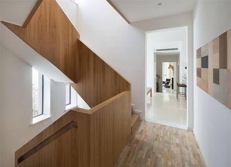 15-20万140平米别墅北欧风格楼梯欣赏图