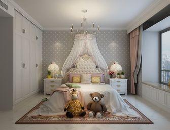 120平米三室三厅地中海风格卧室装修图片大全
