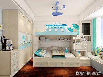 中式风格儿童房效果图