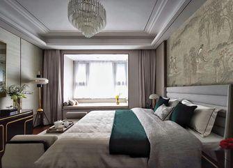 140平米四室四厅混搭风格卧室图片