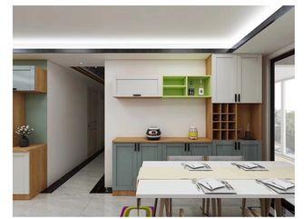 90平米三室一厅宜家风格餐厅装修图片大全