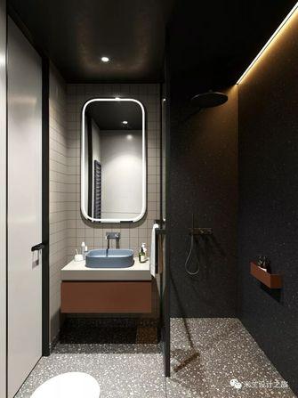 50平米一居室混搭风格卫生间图片