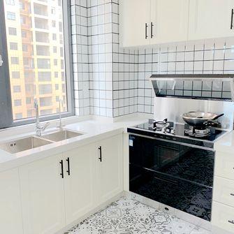 140平米三北欧风格厨房装修图片大全