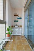 两房地中海风格装修效果图