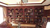 140平米别墅东南亚风格书房橱柜欣赏图