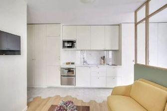 30平米超小户型现代简约风格客厅图片