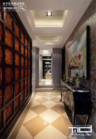 120平米别墅新古典风格楼梯间装修图片大全
