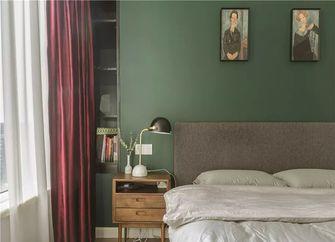 110平米三室一厅其他风格卧室欣赏图